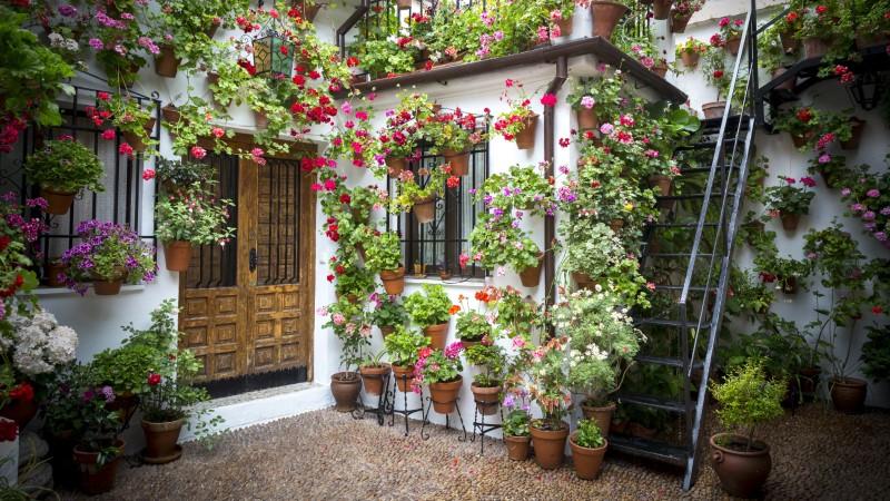 Posode za rože za zunanje rože